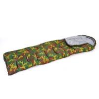Спальный мешок (одеяло с капюшоном) Zelart SY-4062