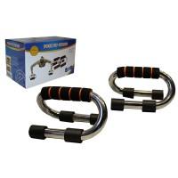 Упоры для отжиманий Zel PUSH-UP BAR из металла FI-3971, 2шт