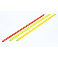 Палка гимнастическая пластик Zel 150см (FI-2025-1,5)