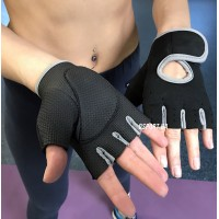 Перчатки спортивные (атлетические, тренировочные) для зала и фитнеса Profi (MS 0895)