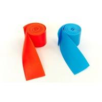 Резинка для фитнеса и спорта (лента эспандер) эластичная 2,5м OSPORT (FI-3933-2.5)
