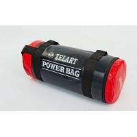 Мешок для кроссфита и фитнеса Power из ПВХ 20кг Zel (FI-5050A-20)
