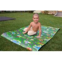 Детский туристический игровой коврик OSPORT Автодорога Большая (FI-0072)