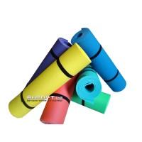Коврик (каремат) для йоги, фитнеса и спорта OSPORT Фитнес Лайт 8 (FI-0080)