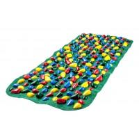 Массажный (ортопедический) коврик - дорожка для детей с камнями 150*40см