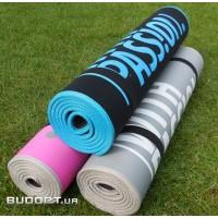 Мат неопреновый для фитнеса и йоги SPOKEY Flexmat 6мм