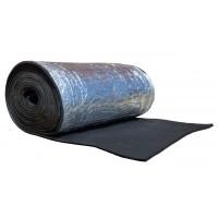 Шумоизоляция Ultimate Soft Grey фольга 10mm, лист 75x50см