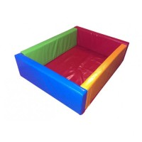 Сухой бассейн «Прямоугольник» 2