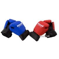 Детские перчатки для бокса Boxer 4 унций, кожвинил