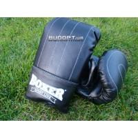 Перчатки Тренировочные L Boxer, кожа