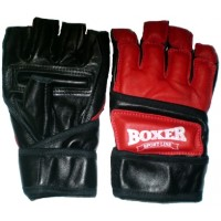 Перчатки Каратэ L Boxer, кожа