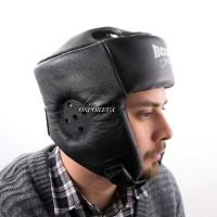 Шлем каратэ L Boxer (кожа)