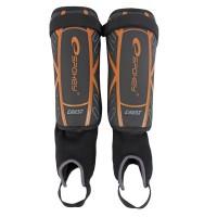 Щитки Футбольные (защита ног для футбола) Spokey Crust, размер S