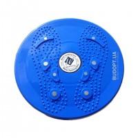 Диск здоровье с магнитами и массажными рефлекторами FI-801