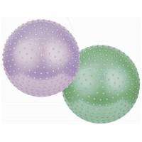 Гимнастический фитбол-мяч массажный Spokey 65см+насос