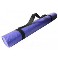 Коврик для фитнеса и йоги PVC 4мм Yoga mat