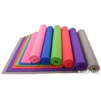 Коврик-Мат для йоги и фитнеса OSPORT ПВХ 5 мм (FI-0099)