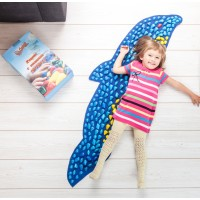 Массажный (ортопедический) коврик - дорожка для детей с камнями Дельфин