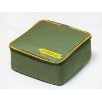 Футляр (чехол, сумка) для 4х катушек жесткий Kibas K 1304 line