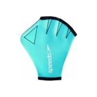Перчатки для аквафитнеса Speedo Aqua Glove синие, р-р M