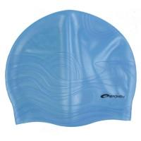 Шапочка для купания Spokey Shoal, голубая