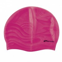 Шапочка для купания Spokey Shoal, розовая