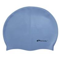 Шапочка для плавания Spokey Flexi, голубая