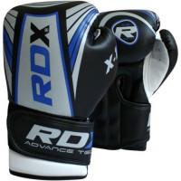 Детские перчатки для бокса RDX Blue