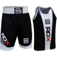 Боксерский костюм RDX Vest Shorts