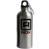 Бутылка для воды RDX Aluminium Silver 600ml