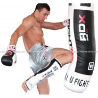 Боксерский мешок RDX Leather BW 1.5м, 40-50 кг