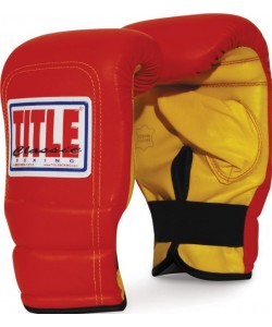 Снарядные перчатки TITLE Classic Extended Wrist Pro Bag Gloves, , ETBG, TITLE, Снарядные перчатки