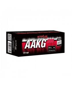 Пищевая добавка AAKG 1000 капсулы 120шт Activlab (06804-01), , 06804-01, Activlab, Спортивное питание