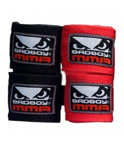 Бинты боксерские (2 шт) Х-б Bad Boy 2.5 м (240031), , 240031, Bad Boy, Боксерские бинты