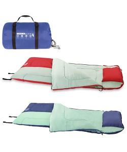 Спальный мешок (спальник) весна-осень с подушкой 205х90см Bestway (68047), 18843, 68047, BESTWAY, Спальные мешки