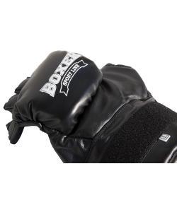 Перчатки для рукопашного боя кожаные Иригуми Boxer (bx-0052), , bx-0052, Boxer, Снарядные перчатки