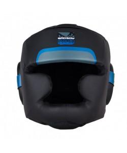 Боксерский шлем Bad Boy Pro Series 3.0 Full Blue, , 220302, Bad Boy, Шлемы для единоборств