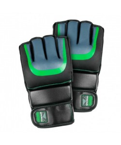 Перчатки MMA Bad Boy Pro Series 3.0 Gel Green, 13960, 220107, Bad Boy, Перчатки для рукопашного боя, каратэ
