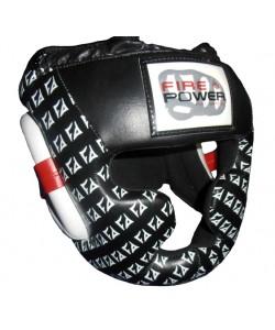 Шлем боксерский FirePower FPHG1