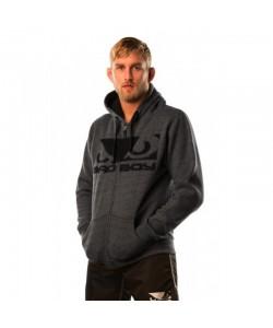 Спортивная кофта Bad Boy Fleece Dark Grey