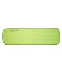 Коврик (матрас) туристический самонадувающийся Exped SIM LITE UL 3.8 bright green (зеленый) LW