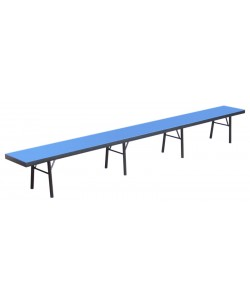 Скамейка универсальная для дома и улицы 270х27см GSI-sport (Ск-270), 18937, Ск-270, GSI-sport, Игровые виды спорта