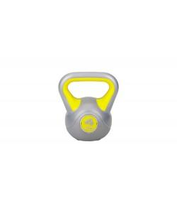Гиря Hop-Sport винил 4 кг, 13336, HS-G13, Hop-Sport, Гири