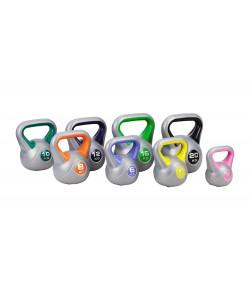 Набор гирь 8 Hop-Sport винил 78 кг, 13343, HS-G20, Hop-Sport, Гири