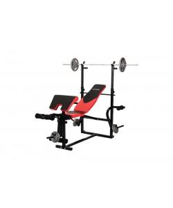 Скамья для тренировок с пультом (парта) Hop-Sport HS-1070B, , HS-1070B, Hop-Sport, Скамья для жима