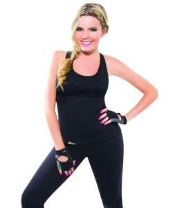Майка спортивная для фитнеса (похудения) Hot Shapers (MS 0599), 19588, MS 0599, Hot Shapers, Одежда и пояса для похудения
