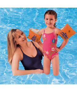 Нарукавники детские надувные для плавания (купания) 30х15см Intex (58641), , 58641, Intex, Аксессуары для плавания