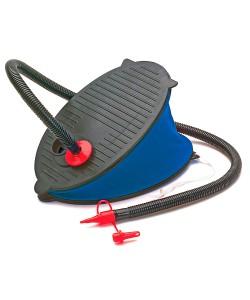 Ножной насос лягушка для накачивания надувных бассейна, матраса, лодки Intex (69611), 20192, 69611, Intex, Насосы для надувных изделий