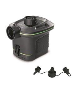 Насос электрический на батарейках для накачивания надувного бассейна, матраса, лодки Intex (66638), 20188, 66638, Intex, Насосы для надувных изделий