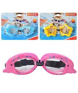 Детские очки для плавания Intex (55603), , 55603, Intex, Очки для плавания